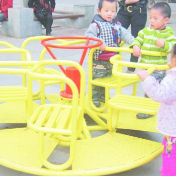 儿童转椅 RJ-JS-3263