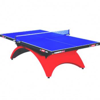 室内彩虹乒乓球台 RJ-1309